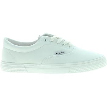 Scarpe Uomo Sneakers basse Gas GAM810161 Bianco