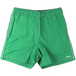Abbigliamento Uomo Costume / Bermuda da spiaggia Key Up 22X21 0001 Verde