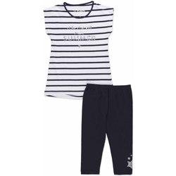 Abbigliamento Bambina Completo Losan 814-8000AB Blu