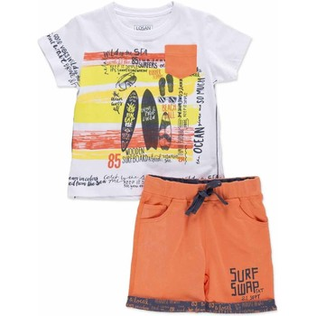 Abbigliamento Unisex bambino Completo Losan 815-8027AC Grigio
