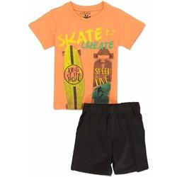 Abbigliamento Bambino Completo Losan 815-8046AC Arancio