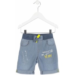 Abbigliamento Bambino Shorts / Bermuda Losan 815-9002AC Blu