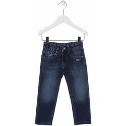 Abbigliamento Unisex bambino Jeans slim Losan 815-9014AC Blu