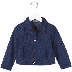 Abbigliamento Unisex bambino Giacche in jeans Losan 816-2002AD Blu