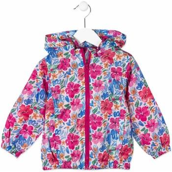 Abbigliamento Unisex bambino giacca a vento Losan 816-2004AD Rosa