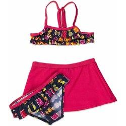 Abbigliamento Bambina Costume a due pezzi Losan 816-4011AD Rosa