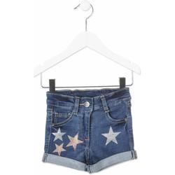 Abbigliamento Unisex bambino Shorts / Bermuda Losan 816-6006AD Blu