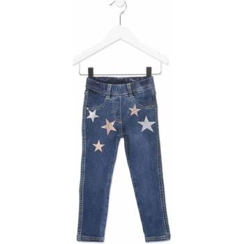 Abbigliamento Unisex bambino Jeans slim Losan 816-6013AD Blu