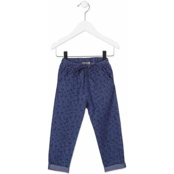 Abbigliamento Unisex bambino Chino Losan 816-9010AD Blu