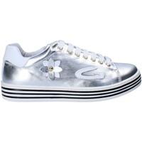 Scarpe Bambina Sneakers basse Guardiani GK25300G Grigio