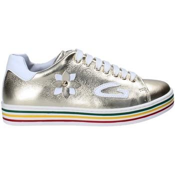 Scarpe Bambina Sneakers basse Guardiani GK25300G Giallo