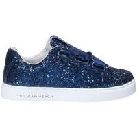 Scarpe Unisex bambino Sneakers basse Silvian Heach SH-S18-6 Blu