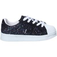 Scarpe Unisex bambino Sneakers basse Silvian Heach SH-S18-0 Nero