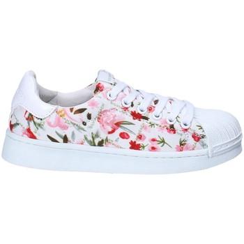 Scarpe Bambina Sneakers basse Silvian Heach SH-S18-01 Bianco