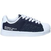 Scarpe Bambino Sneakers basse Beverly Hills Polo Club BH-2023 Blu