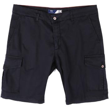 Abbigliamento Uomo Shorts / Bermuda Sei3sei PZV130 81408 Blu