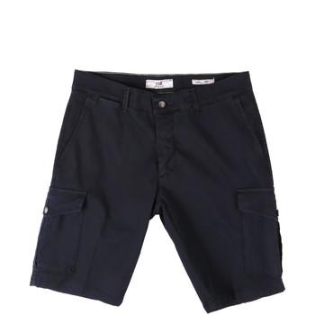Abbigliamento Uomo Shorts / Bermuda Sei3sei PZV130 8157 Blu
