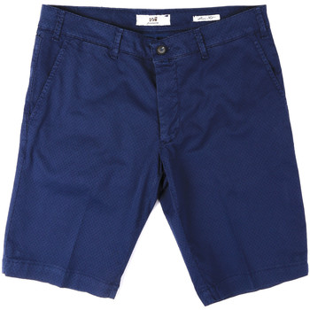 Abbigliamento Uomo Shorts / Bermuda Sei3sei PZV132 8136 Blu