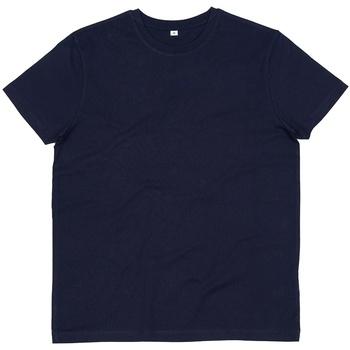 Abbigliamento Uomo T-shirt maniche corte Mantis M01 Blu navy