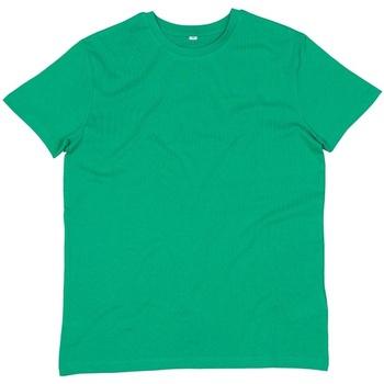 Abbigliamento Uomo T-shirt maniche corte Mantis M01 Verde kelly