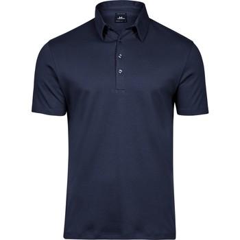 Abbigliamento Uomo Polo maniche corte Tee Jays T1440 Blu navy