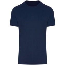 Abbigliamento T-shirt maniche corte Awdis JC110 Blu