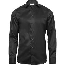 Abbigliamento Uomo Camicie maniche lunghe Tee Jays T4021 Nero