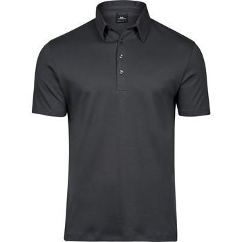 Abbigliamento Uomo Polo maniche corte Tee Jays T1440 Grigio scuro