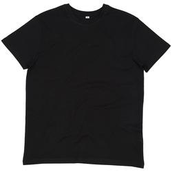 Abbigliamento Uomo T-shirt maniche corte Mantis M01 Nero