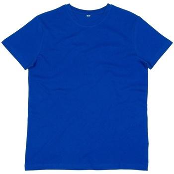 Abbigliamento Uomo T-shirt maniche corte Mantis M01 Blu reale
