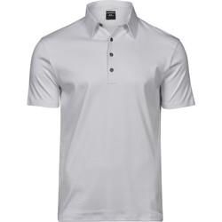 Abbigliamento Uomo Polo maniche corte Tee Jays T1440 Bianco
