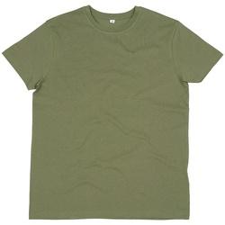 Abbigliamento Uomo T-shirt maniche corte Mantis M01 Verde