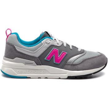 Scarpe Unisex bambino Sneakers basse New Balance NBGR997HAH Grigio