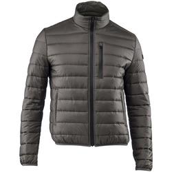 Abbigliamento Uomo Piumini Lumberjack CM37822 003 402 Verde