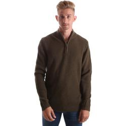 Abbigliamento Uomo Maglioni Gas 561974 Verde
