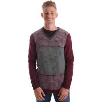 Abbigliamento Uomo Maglioni Gas 561981 Rosso