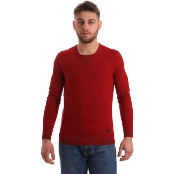 Abbigliamento Uomo Maglioni Gaudi 821BU53036 Rosso