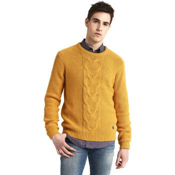 Abbigliamento Uomo Maglioni Gaudi 821BU53042 Giallo