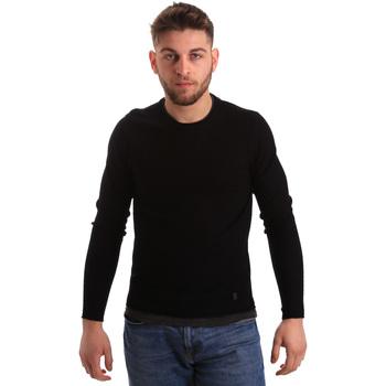 Abbigliamento Uomo Maglioni Gaudi 821BU53043 Nero