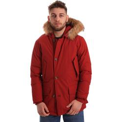Abbigliamento Uomo Parka Gaudi 821FU35017 Rosso