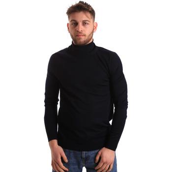 Abbigliamento Uomo Maglioni Gaudi 821FU53083 Blu