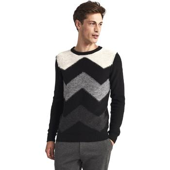 Abbigliamento Uomo Maglioni Gaudi 821FU53085 Nero