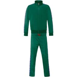 Abbigliamento Uomo Tuta Invicta 4435103/U Verde