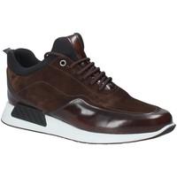 Scarpe Uomo Sneakers basse Exton 162 Marrone