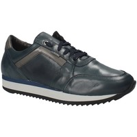 Scarpe Uomo Sneakers basse Exton 558 Blu