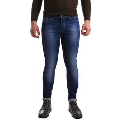 Abbigliamento Uomo Jeans skynny U.S Polo Assn. 50778 51321 Blu