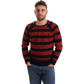 Abbigliamento Uomo Maglioni U.S Polo Assn. 50544 49284 Rosso