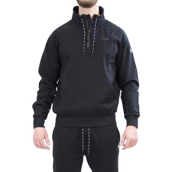 Abbigliamento Uomo Felpe Key Up 2VG58 0001 Nero