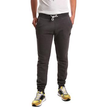 Abbigliamento Uomo Pantaloni da tuta Key Up 2F37I 0001 Grigio