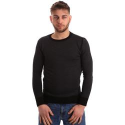 Abbigliamento Uomo Maglioni Bradano 166 Nero